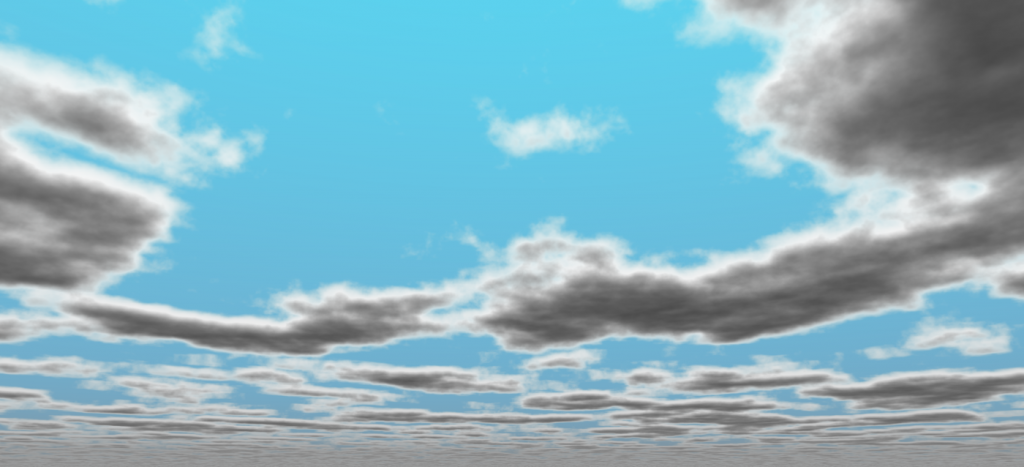 Realtime Volumetric Clouds in Unity via @ShaneCoates_