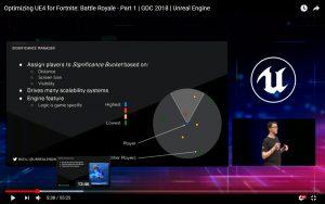 作成中)「Optimizing UE4 for Fortnite: Battle Royale – Part