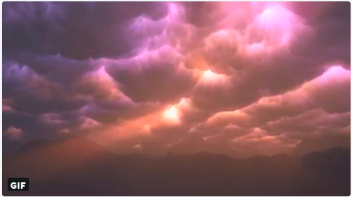 Dark and stormy skybox shader via @RealtimeVFXMike
